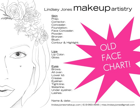 OLD Face Chart Feb 6 2013 pink star burst