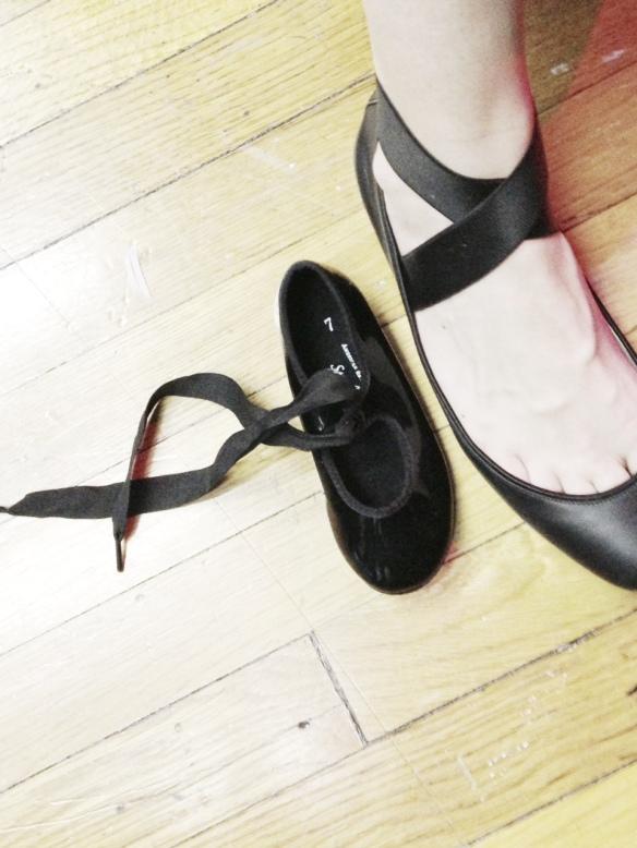 dancing shoe